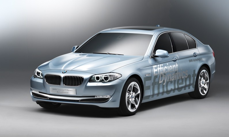 BMW Concept 5 Series ActiveHybrid