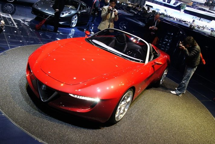 Salone di Ginevra 2010: le dream-car (parte 2)