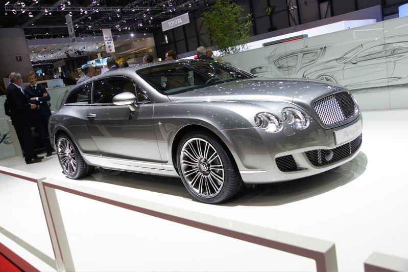 Le dream-car di Ginevra 2010 (seconda parte)