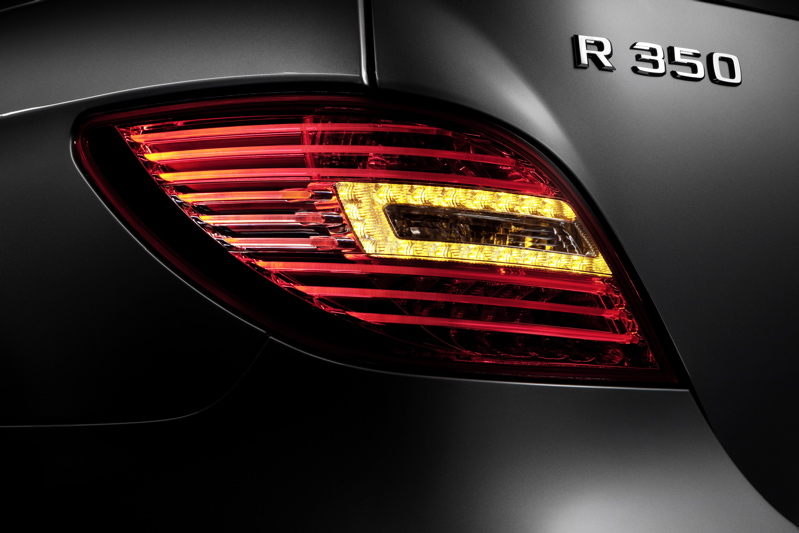 Mercedes classe R restyling