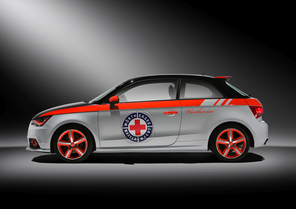 Audi A1 in salsa tuning