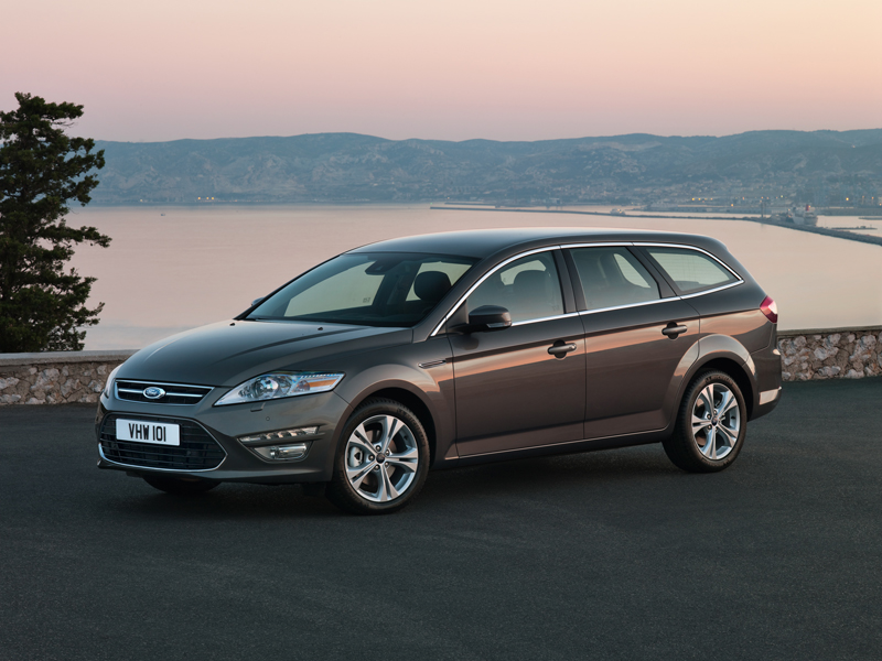 Ford Mondeo restyling - L'ecologia