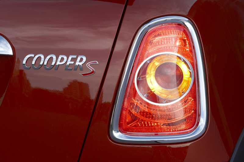 Mini Cooper S - LED a gogò