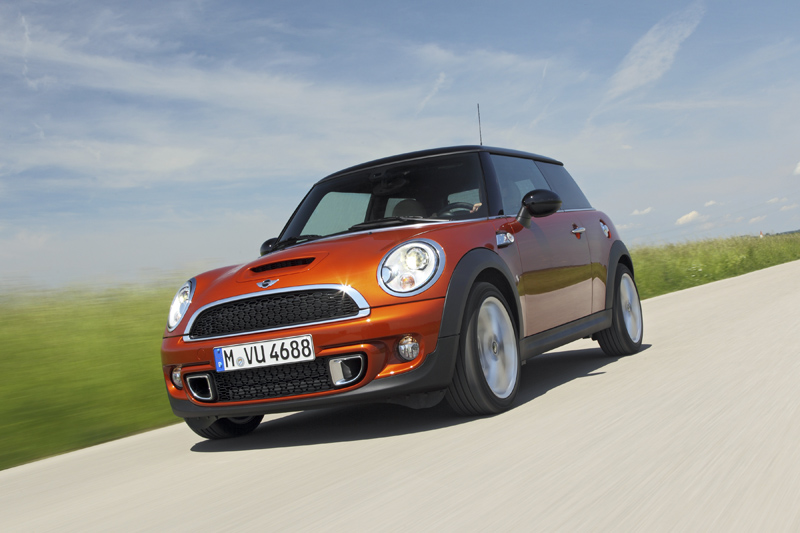 Mini Cooper S - La sicurezza