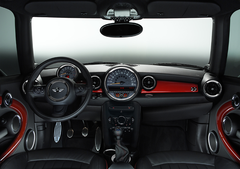Mini John Cooper Works - Gli interni