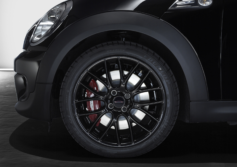 Mini John Cooper Works - I cerchi
