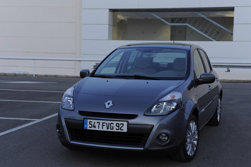 Renault Clio III restyling (2009)