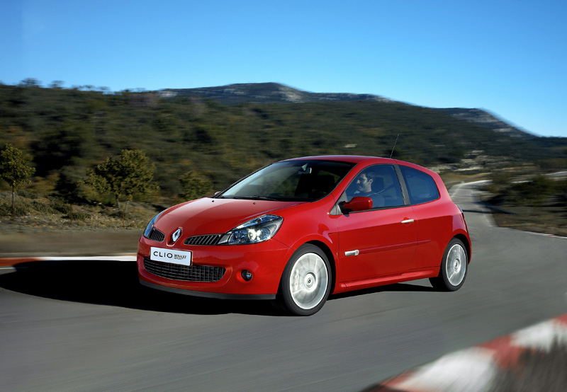 Renault Clio RS (2006)