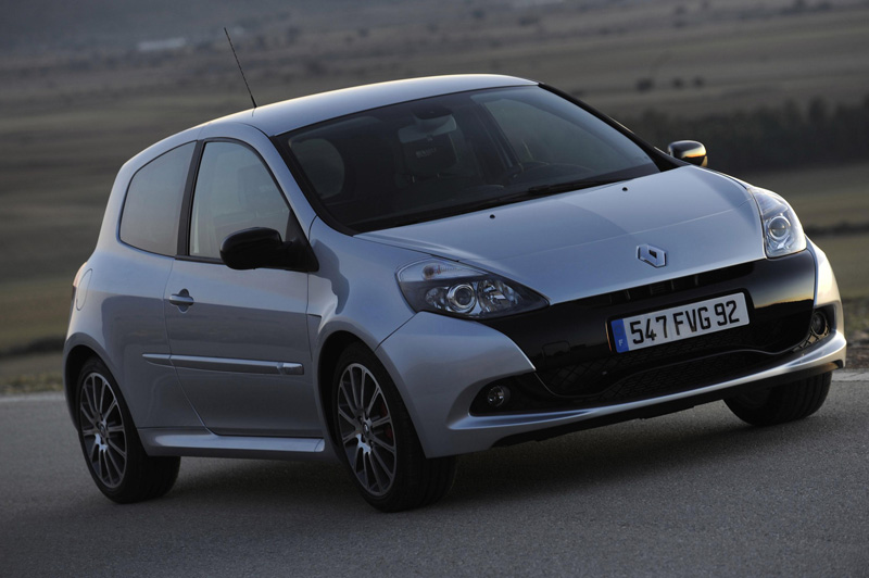 Renault Clio RS restyling (2009)