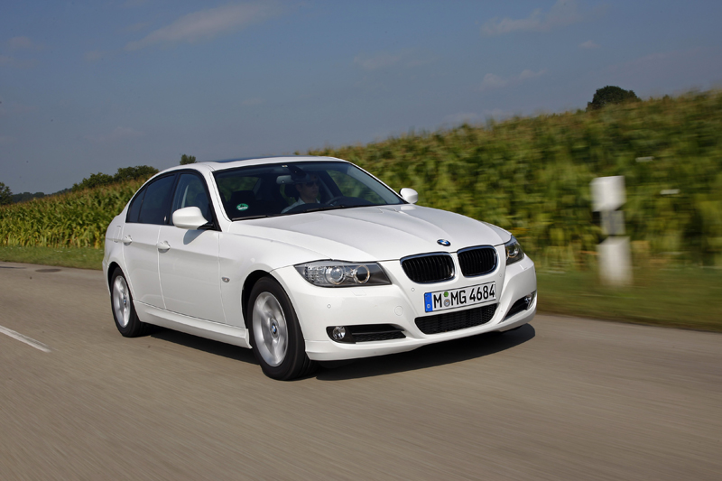 BMW serie 3 EfficientDynamics