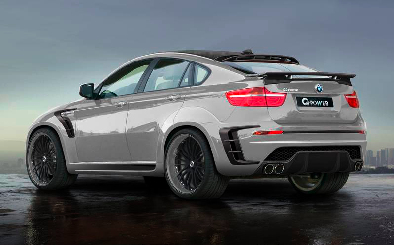 G-Power X6 Typhoon RS - Il motore