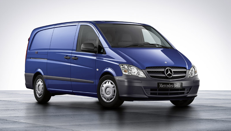 Mercedes Vito restyling