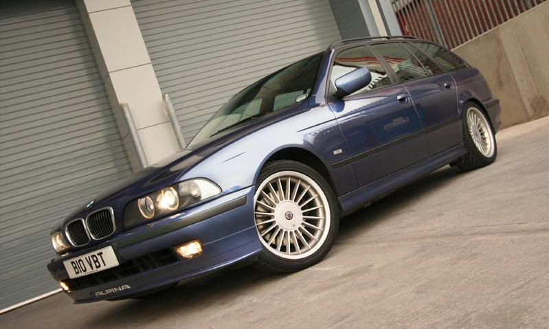 Alpina-BMW B10 V8 Touring
