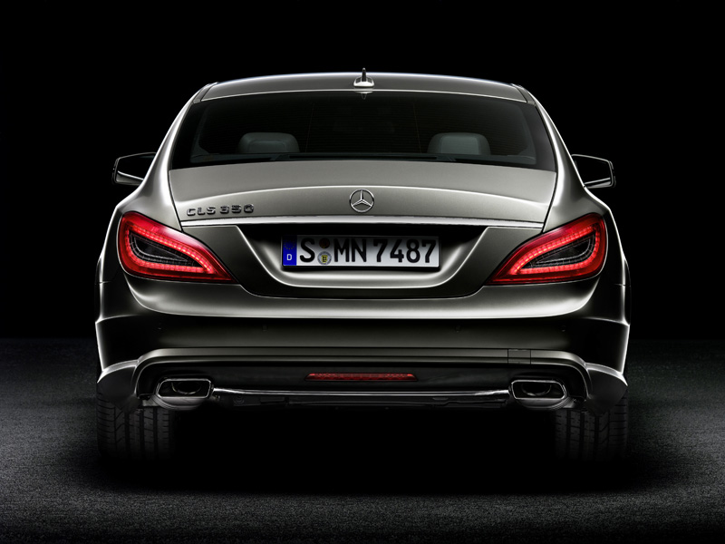 Mercedes CLS - Family feeling