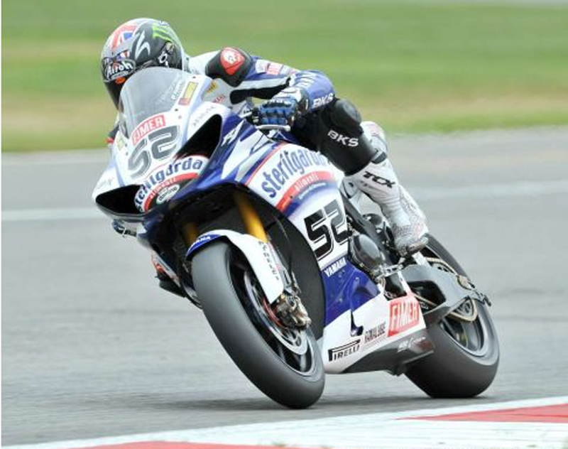 Superbike Silverstone James Toseland