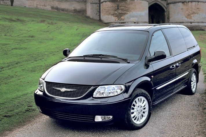 Auto usate - Il flop: Chrysler Grand Voyager 3.3 AWD (2002)