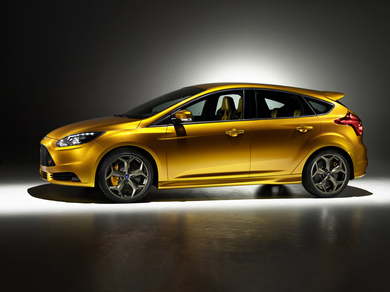 Ford Focus ST - Il motore