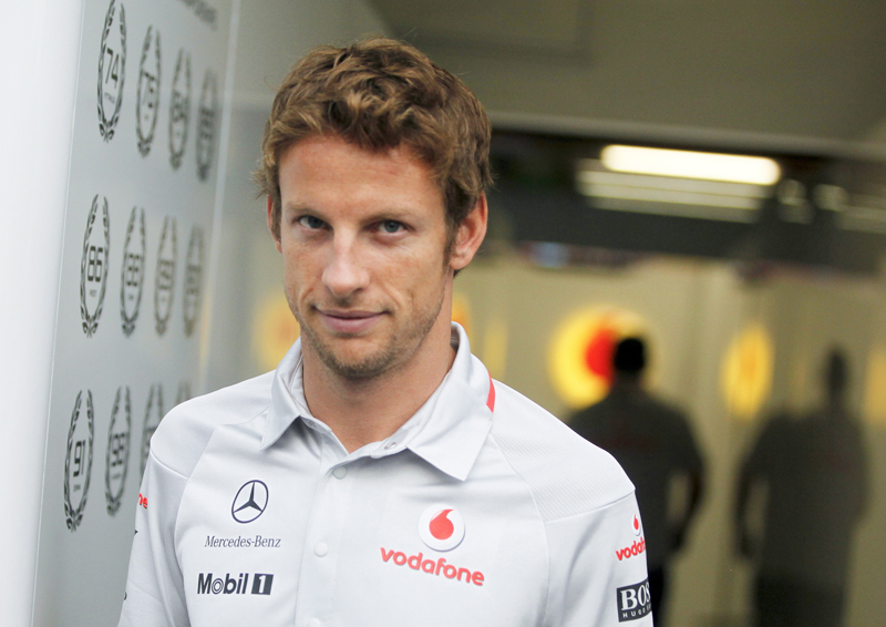 I promossi - Jenson Button