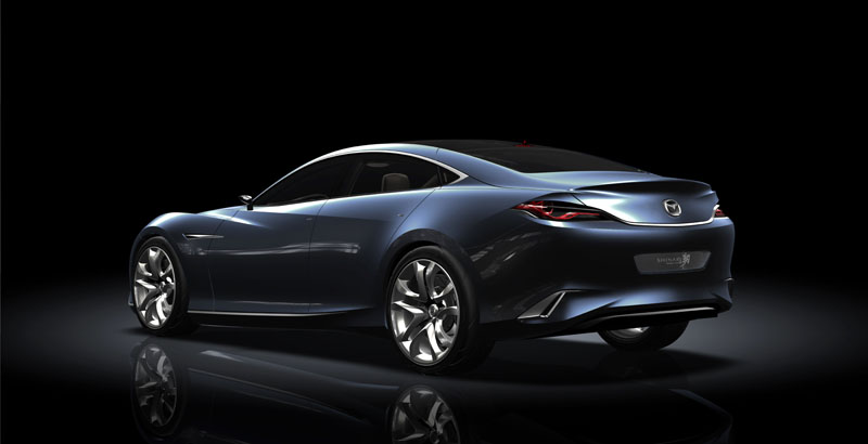Mazda Shinari - Il design