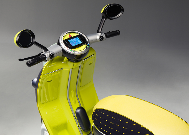 Mini Scooter E Concept - Versatile