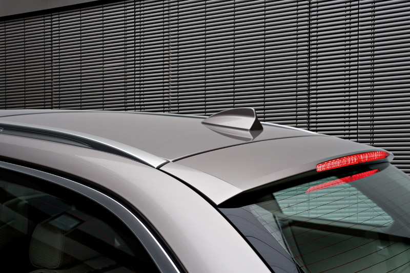 BMW 520d Touring - L'antenna