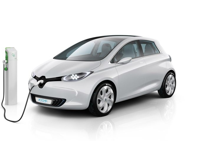 Renault Zoe Preview: la beauty-farm elettrica