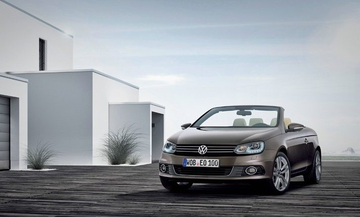 Volkswagen Eos restyling: tecnologia ed ecologia