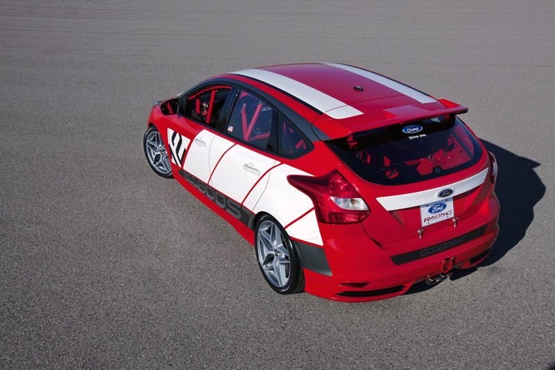 Ford Focus Race Car Concept - Dettagli