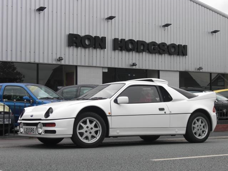 Ford RS200 (Credits: RS200.org)