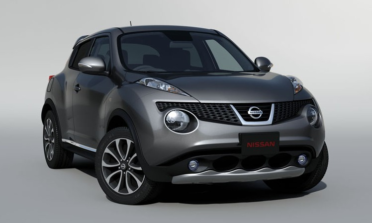 Nissan Juke Sporty Package