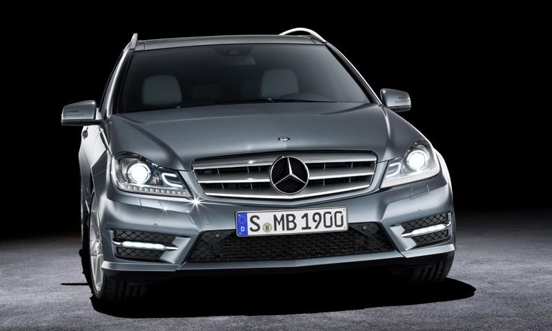 Mercedes classe C restyling