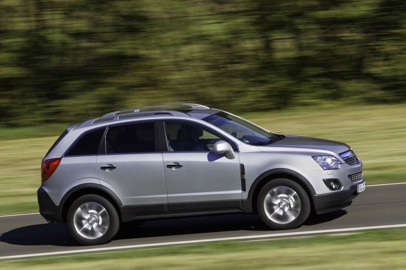 Opel Antara restyling - Quale scegliere?
