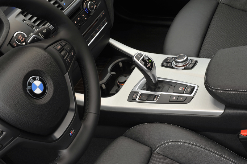 BMW X3 M Sports - Gli interni