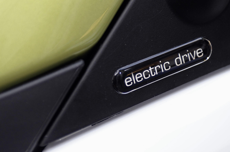 Smart fortwo Electric Drive - Il logo