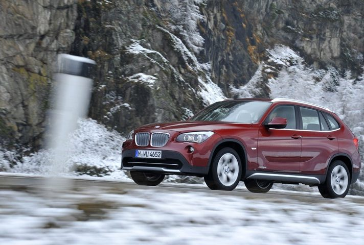 SUV turbodiesel automatiche: BMW X1 superstar