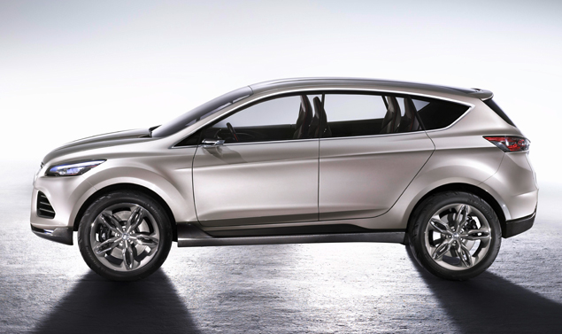 Ford Vertrek Concept - Laterale