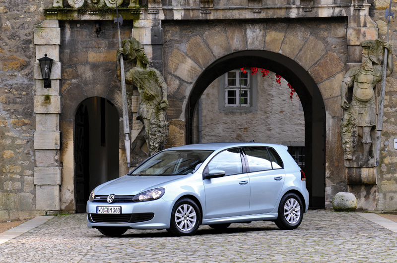 2° Volkswagen Golf 1.6 TDI BlueMotion 5p. 67 punti