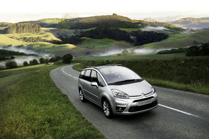 3° Citroën C4 Grand Picasso 1.6 HDi Attraction 66 punti