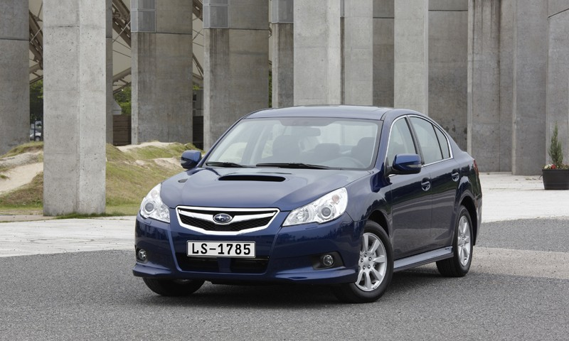 La Subaru Legacy 2.0D-S costa 34.631 euro, optional esclusi