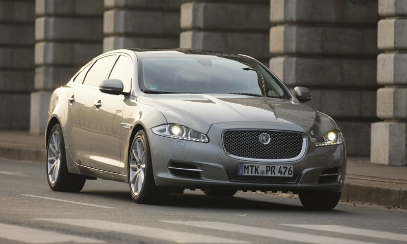 La Jaguar XJ 3.0D Premium Luxury costa 85.501 euro, optional esclusi