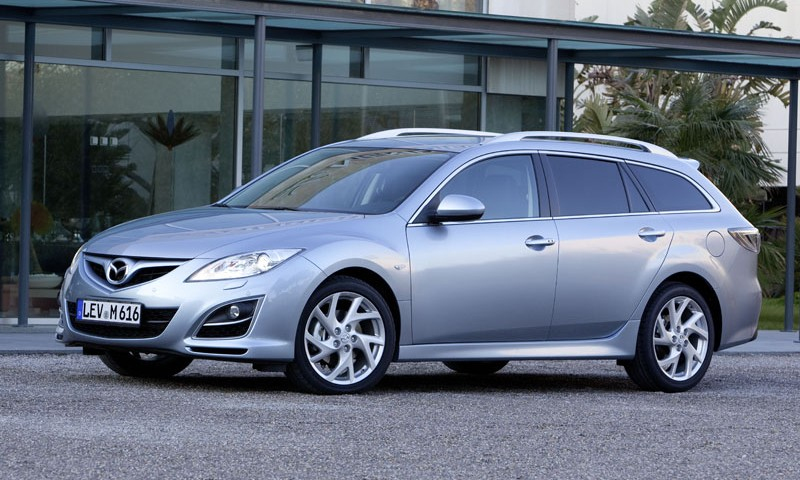 La Mazda Mazda6 Wagon 2.2 CD 163 CV costa 31.051 euro, optional esclusi