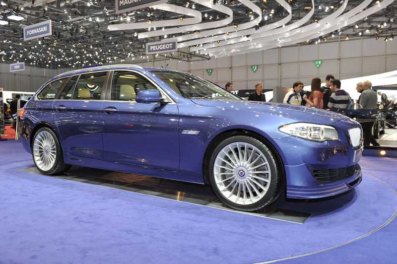 Alpina-BMW B5 Touring