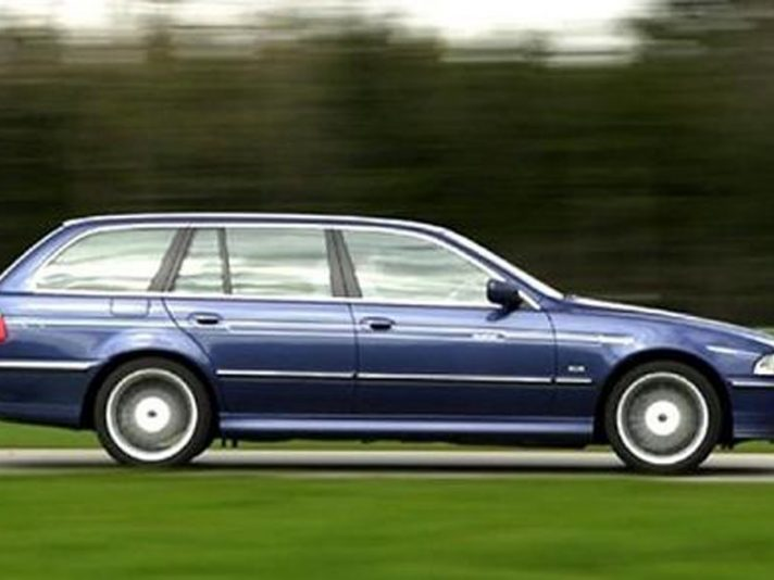 Auto usate - Il flop: Alpina-BMW D10 Touring (2002)