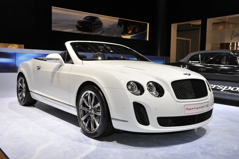 Bentley Continental Supersports ISR Convertible