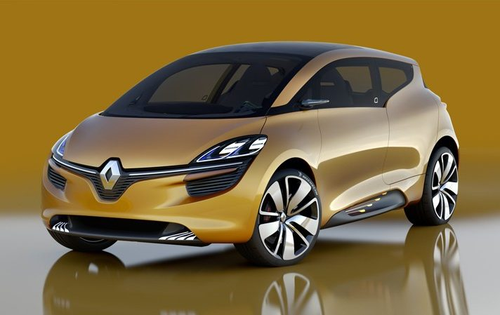Renault R-SPACE: monovolume ecologica per famiglie sportive