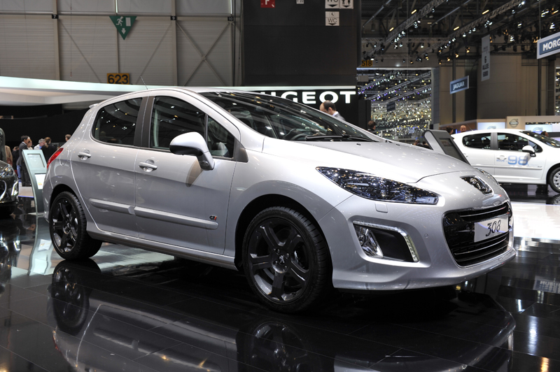 Peugeot 308 GTi restyling