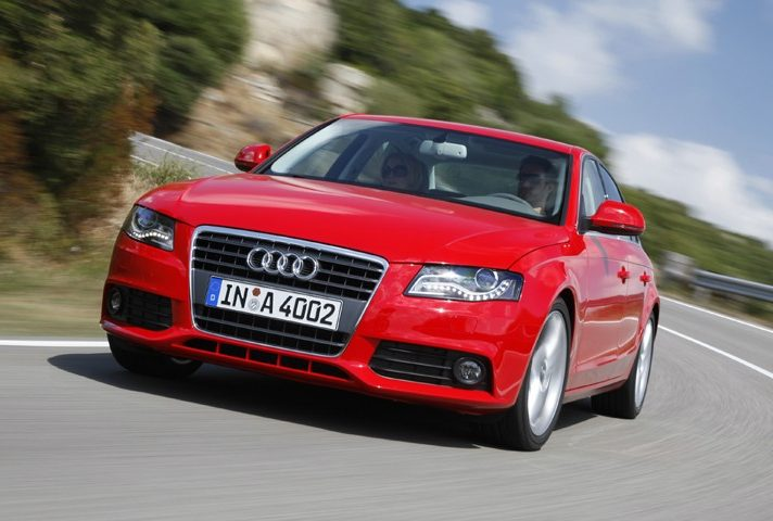 Berline turbo a benzina: Audi A4 superstar