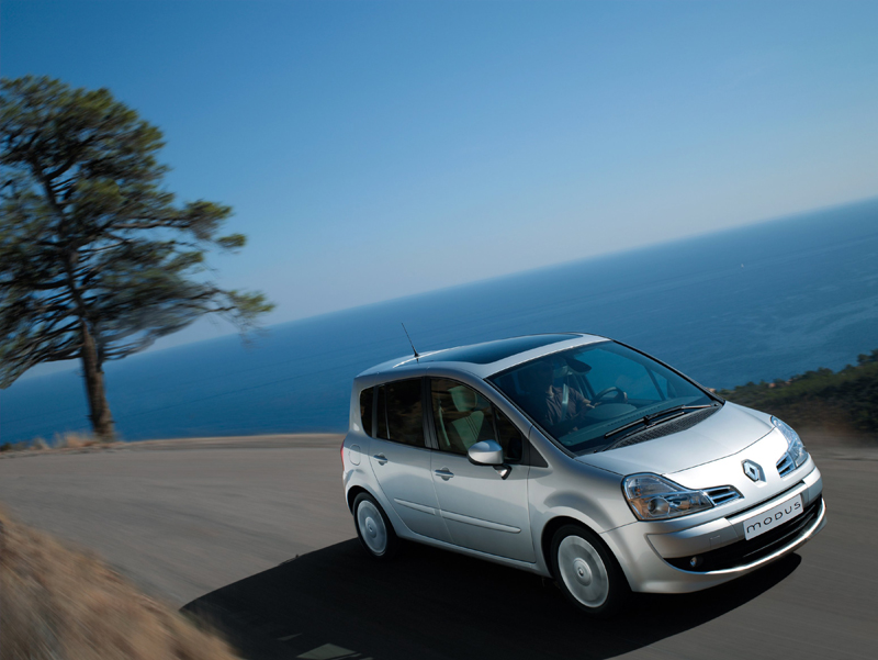 1° Renault Grand Modus 1.2 TCE 74 punti