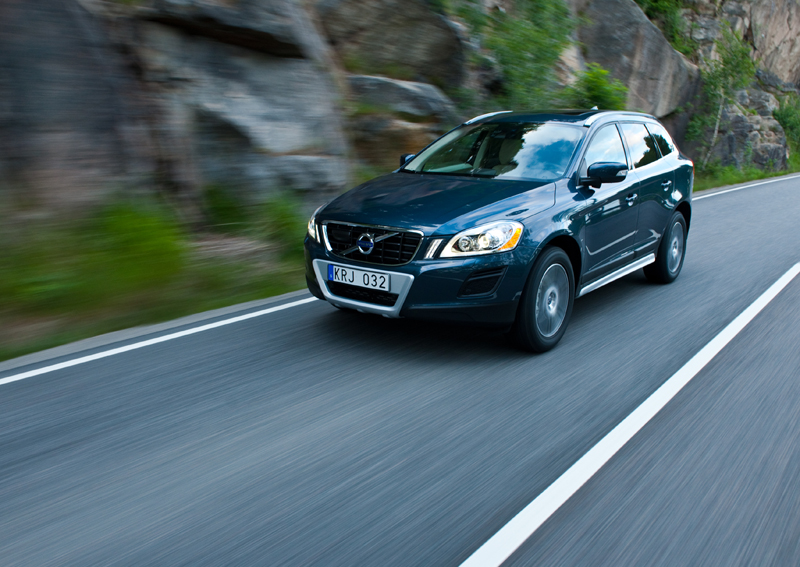 4° Volvo XC60 D5 Geartronic 62 punti