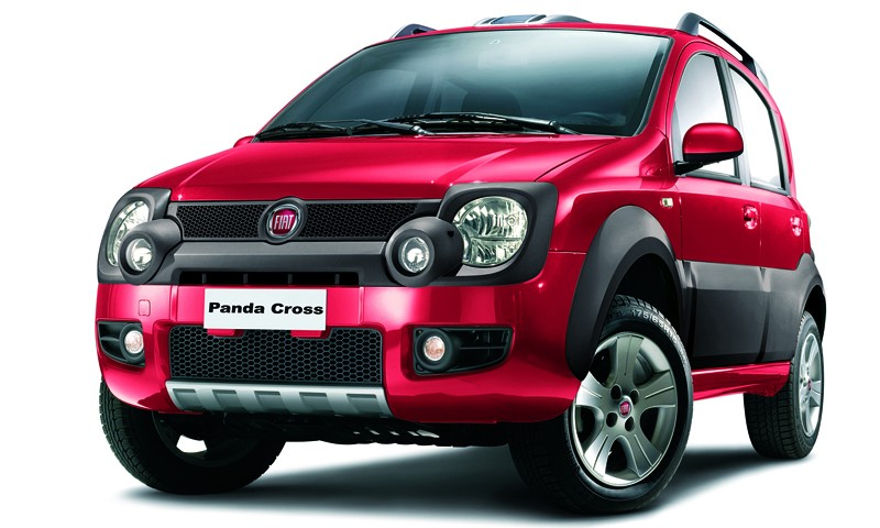 La Fiat Panda 1.3 Multijet 4x4 Cross costa 19.301 euro, optional esclusi